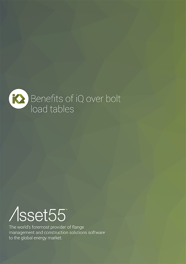 iQ - Benefits of iQ over bolt load tables PDF cover