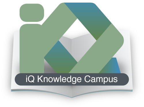iQ Knowledge Campus Logo