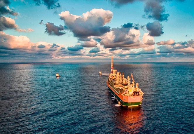 Glen Lyon FPSO - Ocean