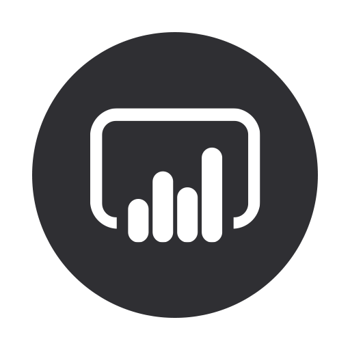 Reporting dashboards icon