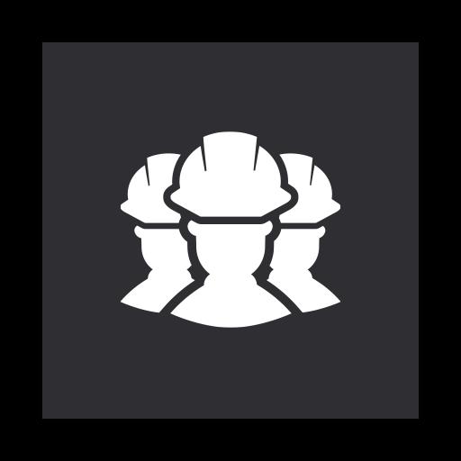 Personnel icon
