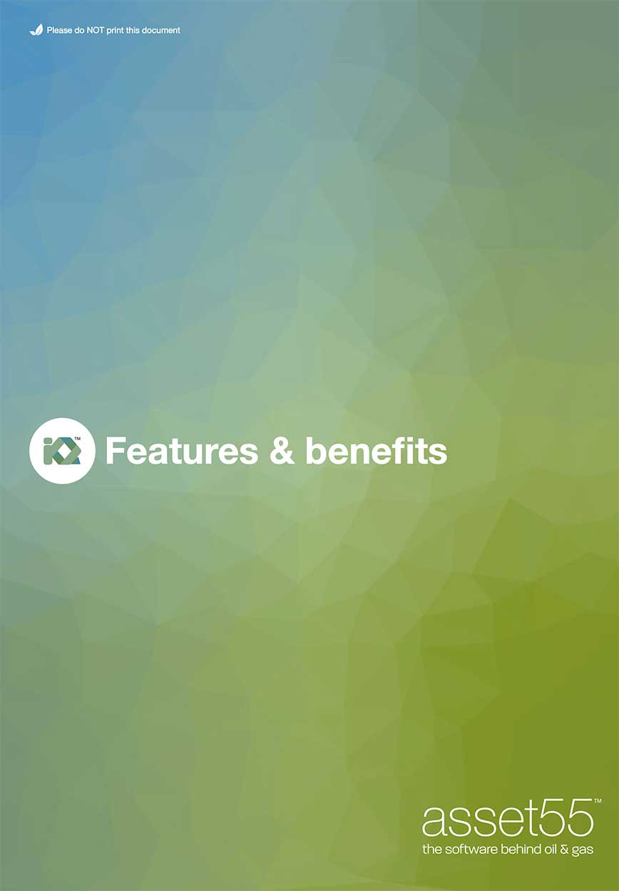 iQ - Features and benefits