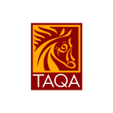 TAQA corporate logo